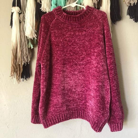 Zara Other - Zara Knitwear - Fancy Collection Plush Sweater